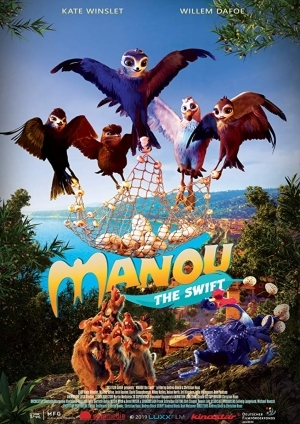 Manou the Swift (2019) [Birds of a Feather]